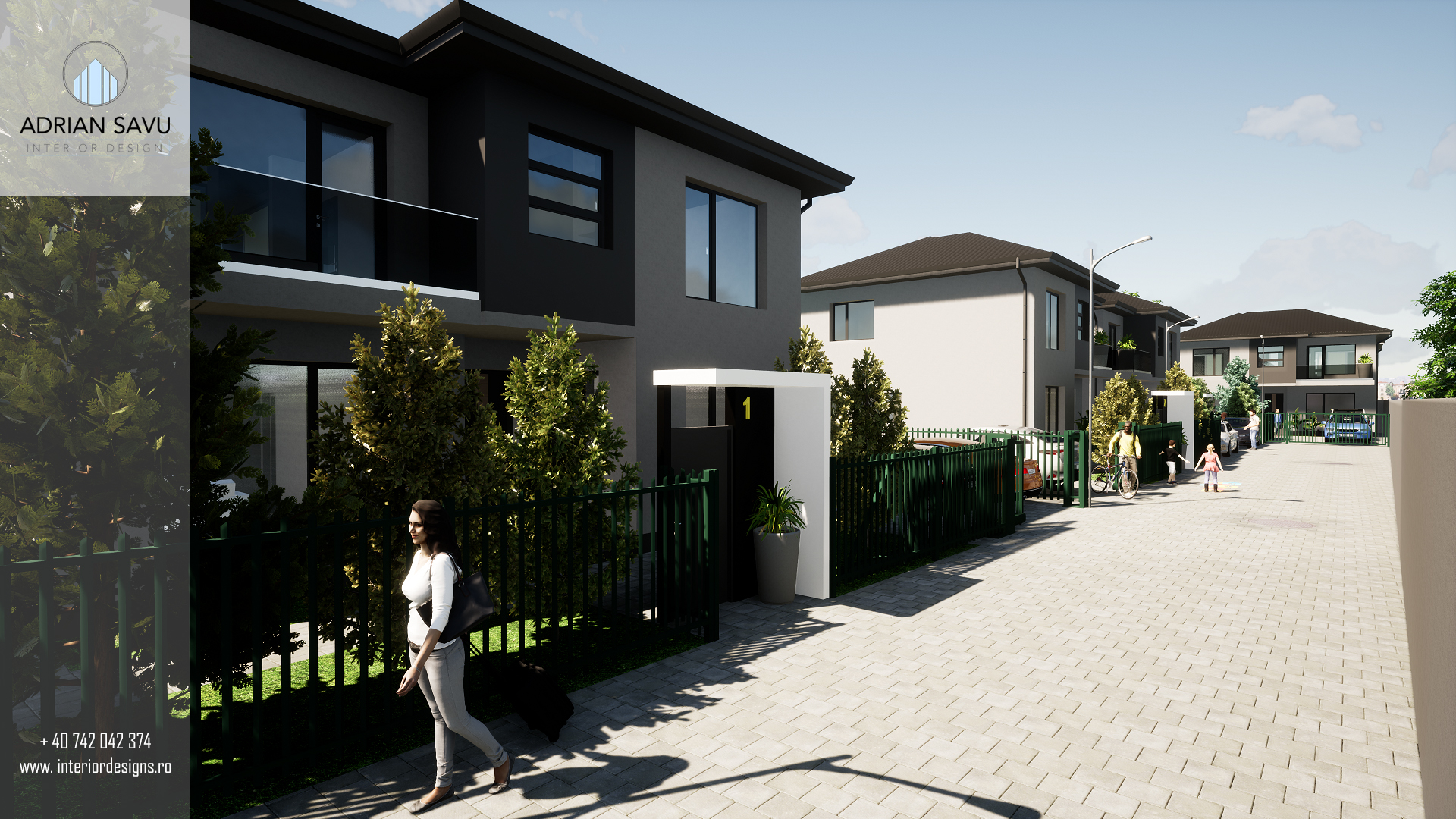 3D Small Residence